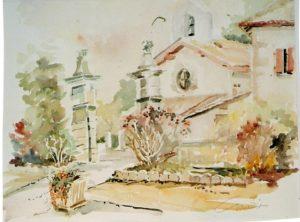chapelle Sainte Catherine - Marcel Gautier prix Ur Begi 2001